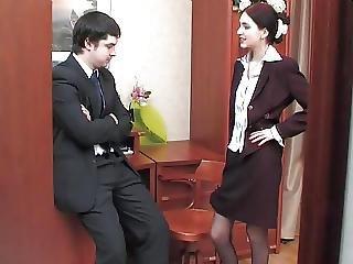Judith Again Business Suit Again Anal Again Creampie