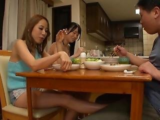 asiatica, giapponese, sorella