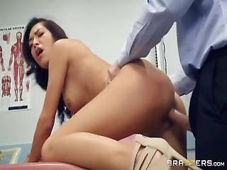 Virgin Medical Massage   Brazzers
