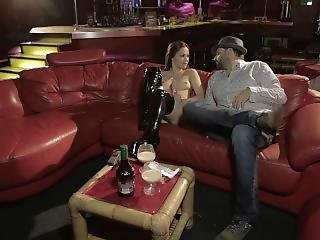 Very Sexy Interview And Porno Show With Super Sexy Angelina