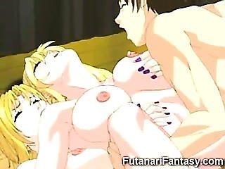 Hentai Futanari Fuck Virgins!