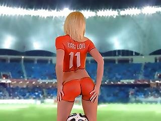 Go Football 7 Hot Soccer Babes