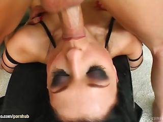 Bukkake Blowbang Scene With Aletta Ocean From Cum For Cover