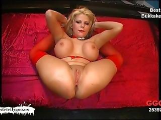 Super Busty Mom Jasmin Jordan Bukkake Cum Target - German Goo Girls