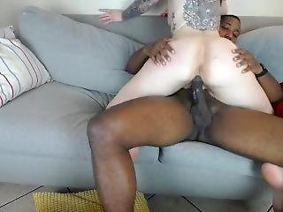 Cam Session 17-09-18 Blue Bow Riding Daddy