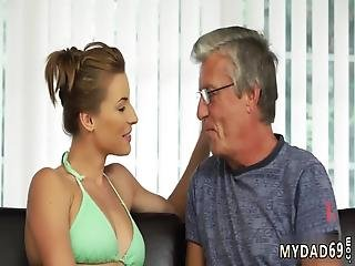 Punish Teens Fucked By Her Idol Sex With Her Boypatron�s Father After
