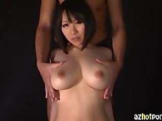 Azhotporn.com   Sensitive Sandwich Tits Ejaculation