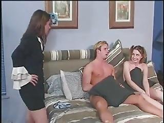 Babysitter, Facial, Milf, Teen, Threesome, Young