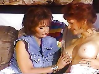 Blake Mitchell And Bunny Bleu Lesbian Scene