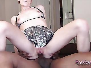Ava Little Black Dick In My Ass