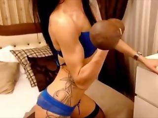 Whats Her Name ? Webcam Flex