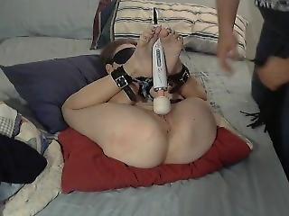 Punished Slave