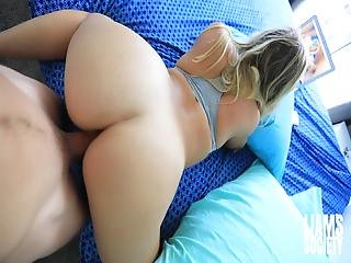 Miami Beach Had The Goods Thick Sexy Blonde Pawg Creampie