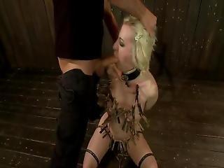 Blonde Cherry Torn Has Abused Inside Erotic Masochism Mov