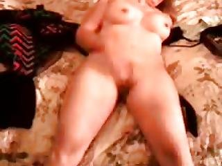 She Is Busted Again Masturbating On Hidden Camera
