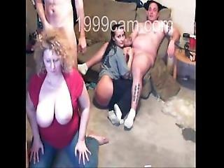 Swingers, Trio, Webcam