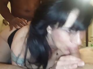 Amateur, Anal, Bonasse, Brunette, Levrette, Interracial, Mature, Milf, Brusque, Sexe