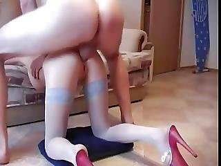 Teen Having Anal And Blowjob Vr88