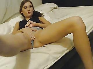 Pretty Babe Fucked By A Big Cock