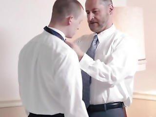 Mormon Elder Nude
