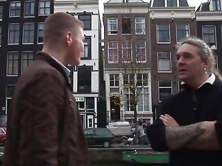 Facialized Dutch Prostitute Spoiling Customer