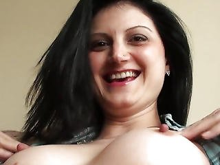 Fingerfucked Brit Groans And Entreats