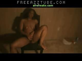 Dude Fucked This Chick While She Sit In The Chair - Freeazztube