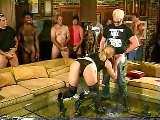 The Gangbang Girl 3-4 - Debi Diamond