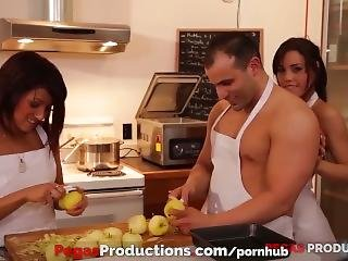 Lane Step Sisters - Cooks Vs Cocks