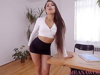 Teacher Slut Needs Students Cum Pov - Meana Wolf - Breed Me College Boy