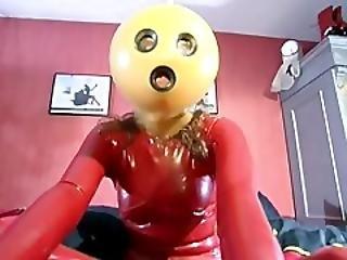 Die Maskenweiber   Scene 3