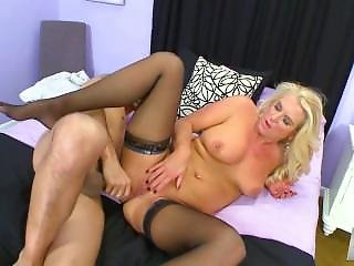 Mature Stockings Sex