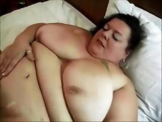 anal, bbw, śmietanka, sperma wewnątrz, międzyrasowy, pielęgniarka