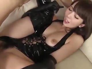 Asian Latex Gloves Fetish Sex