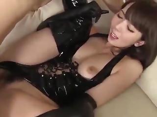 Asian Latex Gloves Fetish Sex