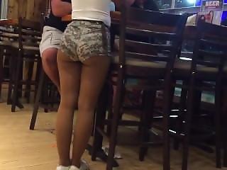 Nice Ass At Hooters