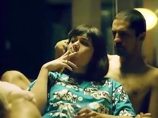 dikke tiet, braziliaans, cigaret, fetish, milf, roken