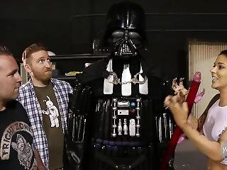 Making Darth Vader Out Of Sex Toys