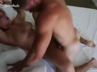 chick, dikke tiet, borst, hard gebouwd, hardcore, ruw, sex, Tiener