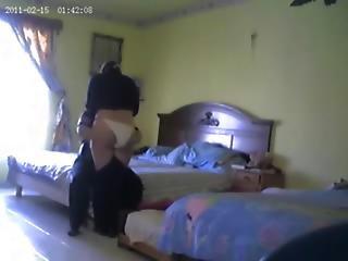 Watch My Mum Having Fun With Boyfriend. Hidden Cam