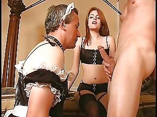 Sissy Boy Dominated