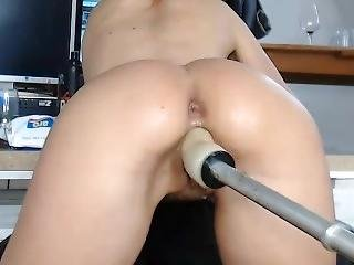 Fucked Pussy And Ass