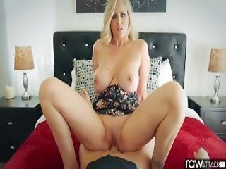 Raw Attack Julia Ann Is Pounded By A Big Dick Big Booty Big Boobs