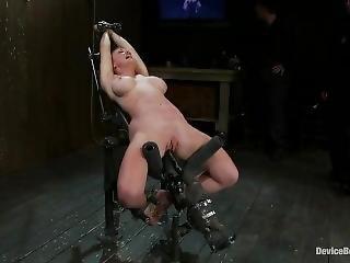 gros téton, bondage, fétiche
