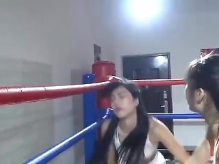 Chinese Girl Boxing Sample Tlbc-fb16
