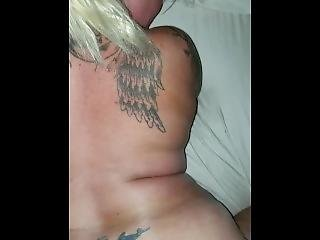 Bbc Blonde Tattooed Bbw Big Booty