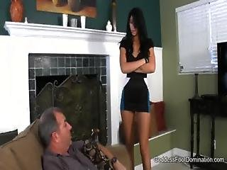 Boss, Domination, Femdom, Fetish, Foot, Maid, Perverted, Worship