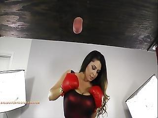 Boxeo Loco Del Testiculo Full