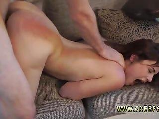Old Man Spanks Teen And Big Tits Tied Up Bondage And Russian Teen Big