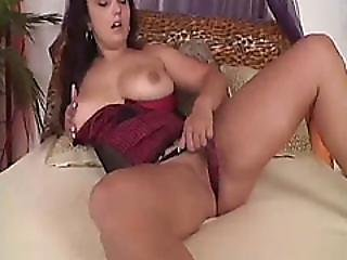 Busty Milf Licks And Bangs Stud Asshole With Strap On